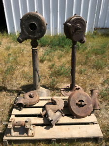 Antique Forge Blowers