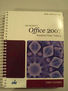 Microsoft Office 2007 – Windows Vista Edition (Book)