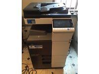 Bizhub C258 Printer