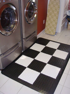 "High Quality Garage Floor Tiles 12""x12"" Universal interlocking West Island Greater Montréal image 3"