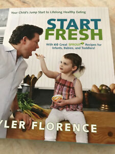 Tyler Florence Start Fresh - making homemade baby food