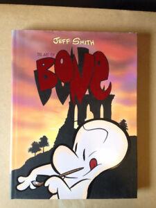 Jeff Smith's The Art of Bone Book