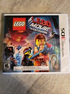 The Lego Movie Videogame for Nintendo 3DS