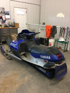 Yamaha viper