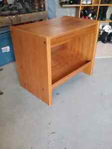 TV Stand, end table, Solid wood