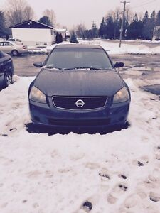 2005 Nissan Altima 2.5 SE, Great condition