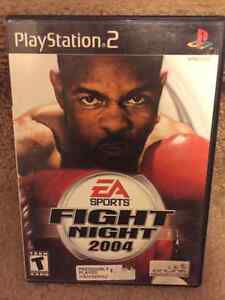 Fight Night 2004 - For Playstation 2 Cambridge Kitchener Area image 1