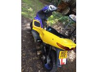 Gilera runner sp50 moped