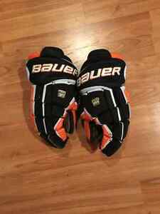 Bauer Supreme gloves and pant Shell