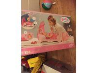 Bobby born crib brand new in box