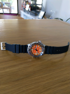 Seiko orange monster- first generation