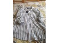 New Look BNWT Maternity Shirt Size 10