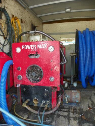 Truck Mount Extractor Power Max Heat Exchanger replacement 3500 psi
