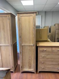 10. 1/2 price solid oak furniture