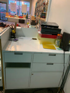 Cashier Counter