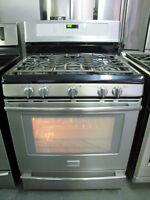 cuisiniére a gaz frigidaire professional