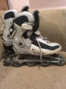 Ultrawheels Rollerblades - Women's size 6