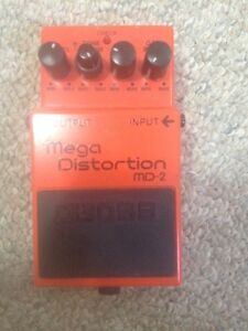 MD-2 guitar pedal