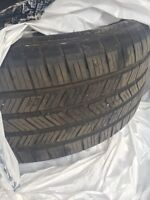 19 inch goodyear 4 summer tires