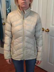 Quilted Guess Down Filled Winder Jacket
