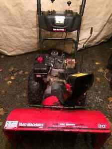 Yard machine snowblower 10.5hp