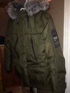 Brand new Point Zéro winter Jacket West Island Greater Montréal image 1
