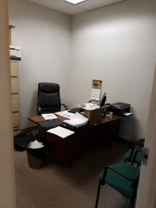 Shared Office Space in Commercial Plaza