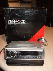 Radio D'auto Kenwood