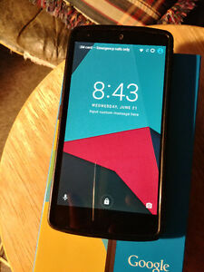 3 year old MINT 16GB Google Nexus 5 - FOR POWER USERS