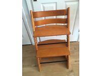 Stokke Tripp trapp chair ..