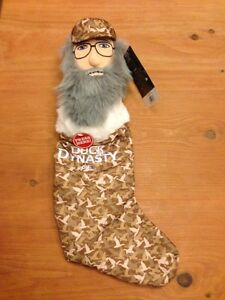 Duck Dynasty Uncle Si stocking London Ontario image 1