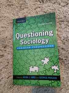 Questioning Sociology Second Edition