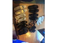 Joblot size 5 ladies shoes