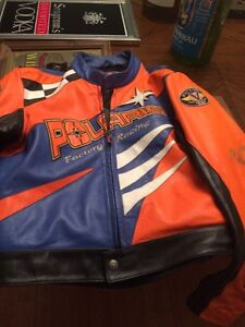 Victory      Polaris     motorcycle jacket  Leather