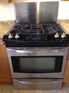 Gas range stove Kenmore