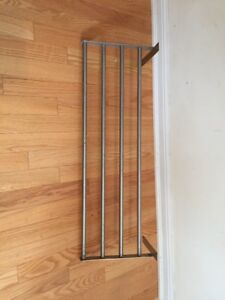 IKEA metal shelf Grundtal