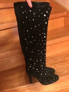 Veto Cuoio knee high boots