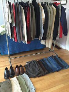 Mens Closet Sale - Gently Used Clothin