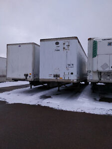 53' TRAILER TO RENT FOR STORAGE