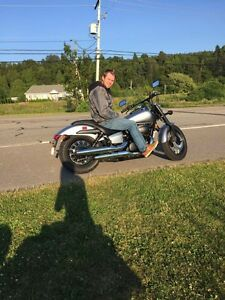 Honda Shadow 2015 , 2500 Kilo , 7500 $