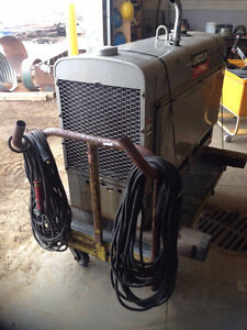 Lincoln 300 AMP Welder