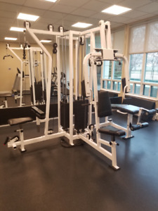Multi Station Home Gym for Sale