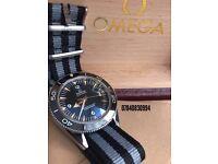Omega James Bond Seamaster