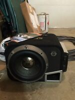 1600 watt dual voice coil JBL sub with 1000 watt JL amp