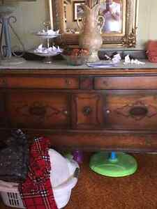 Functional antique dining set Kitchener / Waterloo Kitchener Area image 2