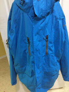Snowbording jacket and pants size M