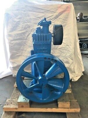 Quincy Qr Air Compressor Model 216 With Unloaders Oil Filter
