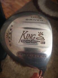 KING COBRA GOLF DRIVER