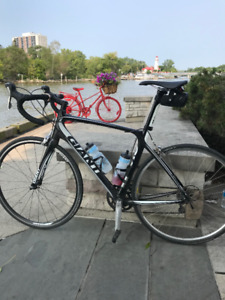 Road bike – 2013 Giant Defy Advanced 3