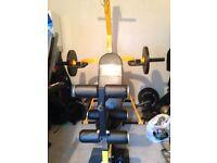 Powertec heavy duty gymn